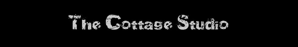 The Cottage Studio, site logo.