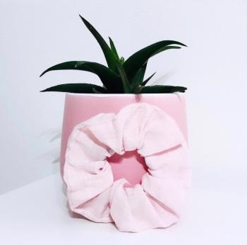 Rose Scrunchie