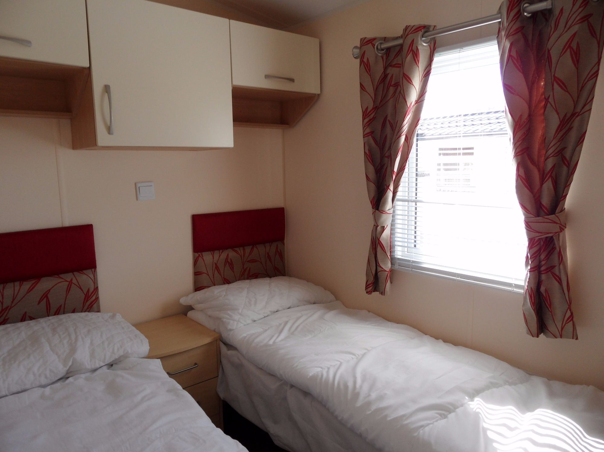 8 berth holiday home rentals at Butlins