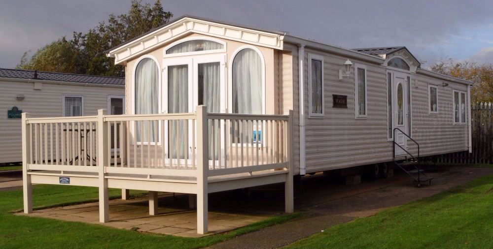Vogue Gold Plus Caravan Parkside 41 Butlins Skegness