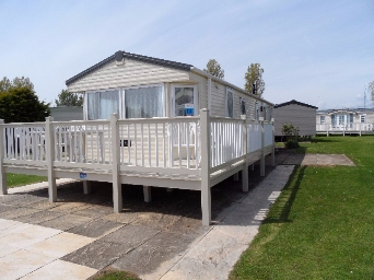 dunes 13 4 bed caravan butlins Skegness