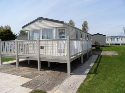 4 Bedroom, 10 berth caravan Butlins Skegness
