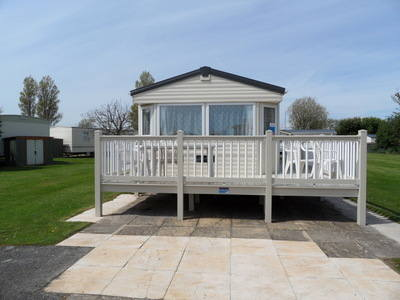 10 berth caravan hire at Butlins