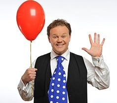 Justin Fletcher just for tots butlins