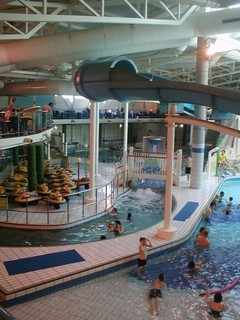Splash waterworld at Butlins Skegness