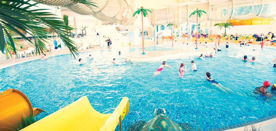 Splash Waterworld swimming Butlins