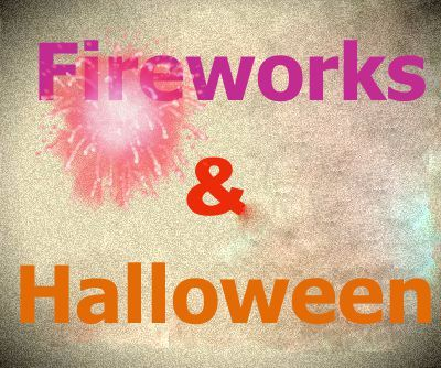 Butlins Fireworks and Halloween