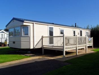 Butlins Minehead 4 Bedroom, 8 to 10 berth Caravan