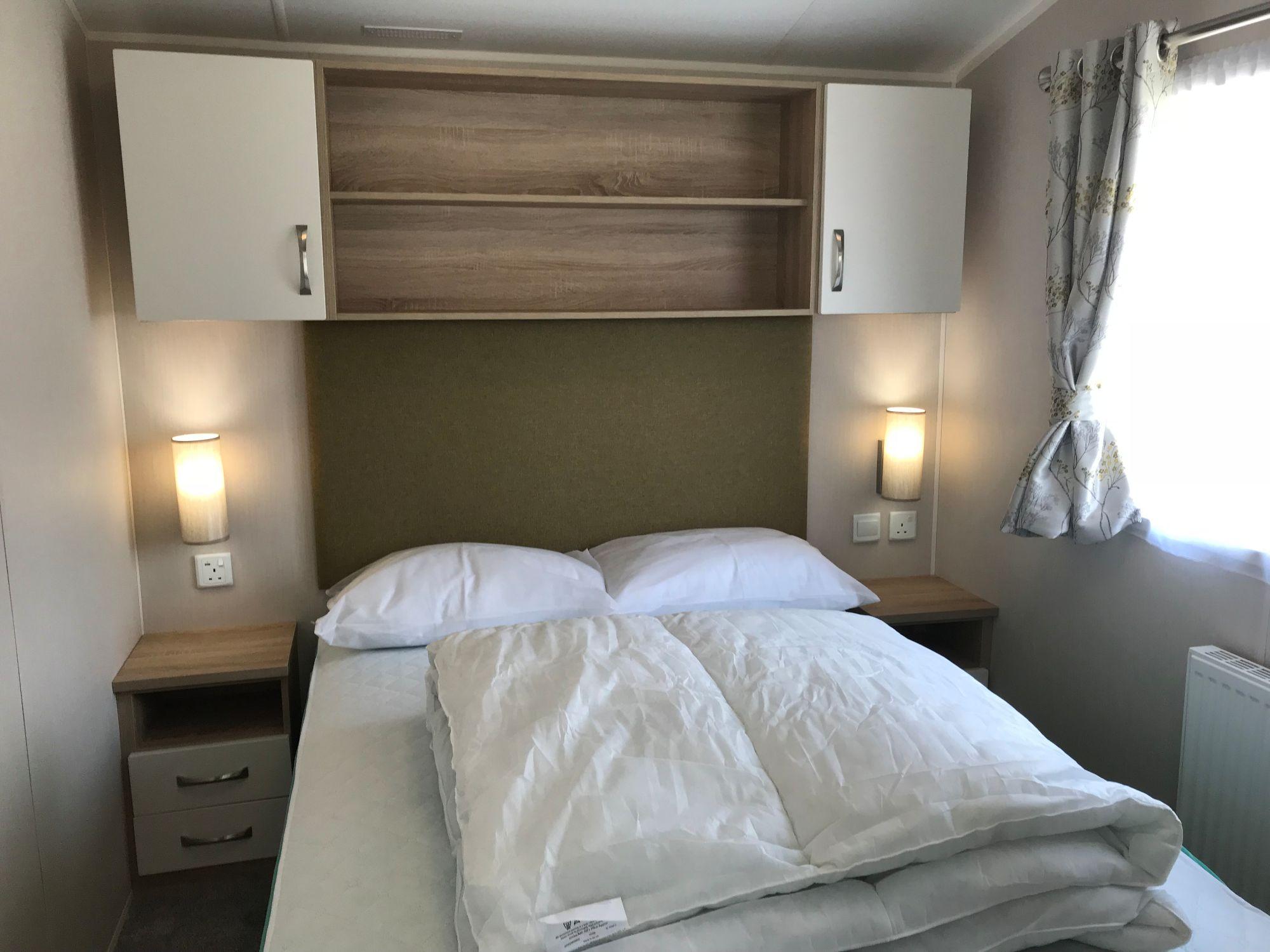 Butlins Caravans accommodation