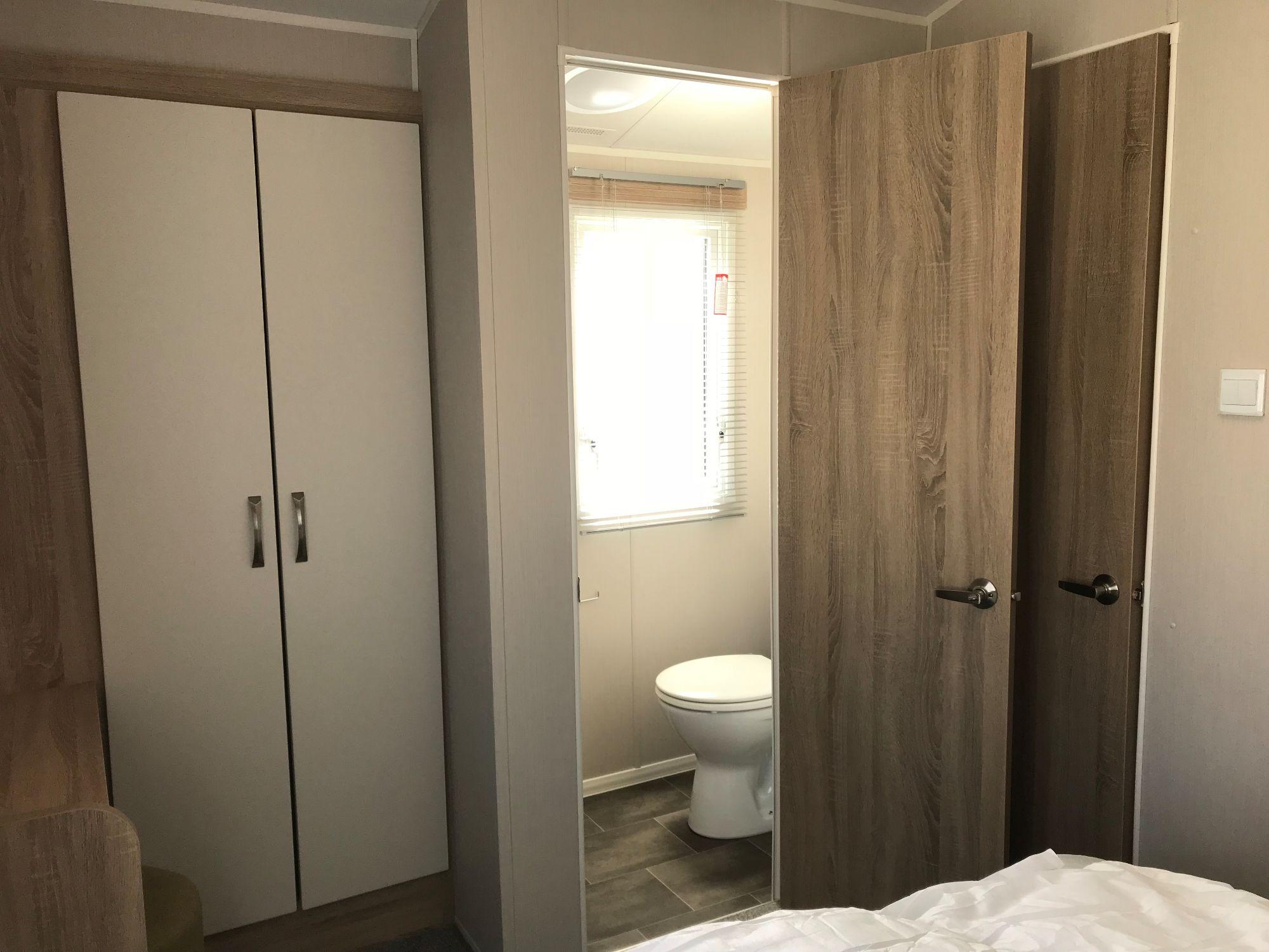 Cravan with en-suite at Butlins Minehead