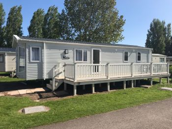 Butlins Minehead New Sierra Luxury Caravan