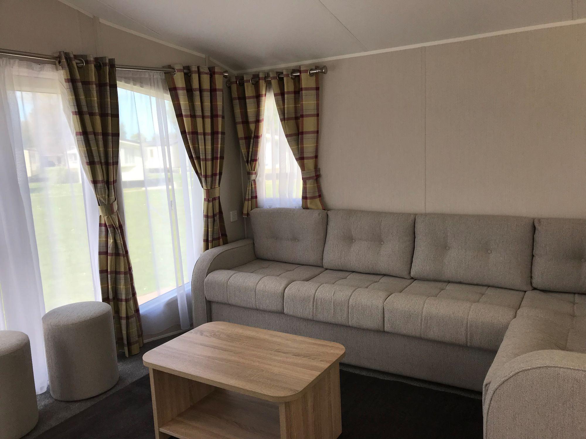 3 bedroom 6 berth Sierra Caravan Minehead