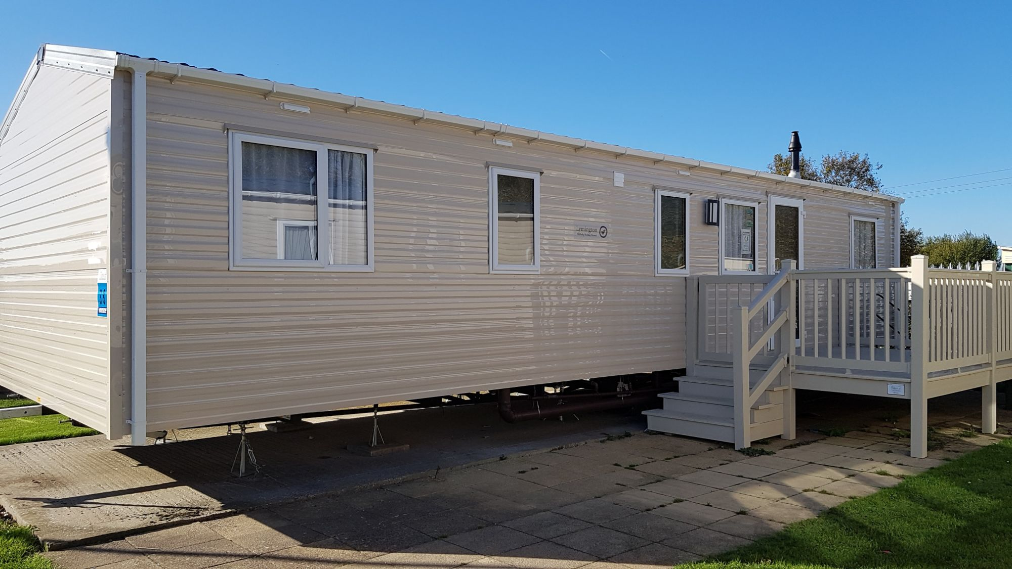 New 4 Bedroom Caravan Butlins Skegness