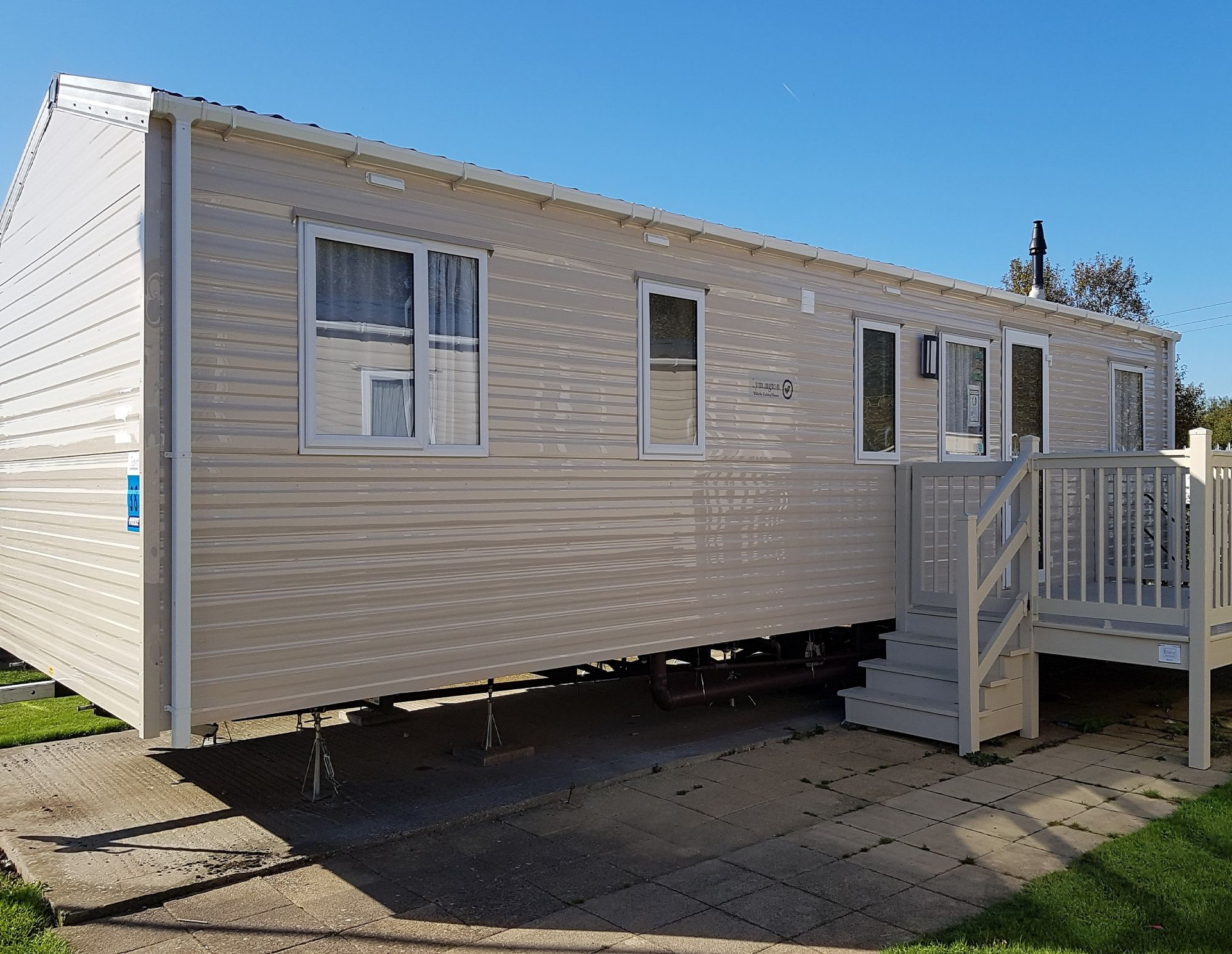 Butlins Skegness 4 Bedroom Caravan Hire