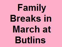 <!--001-->Butlins Skegness Breaks in March 2020