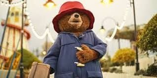 Paddington Bear at Butlins