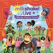 jUST FOR TOTS MILK SHAKE LIVE BUTLINS