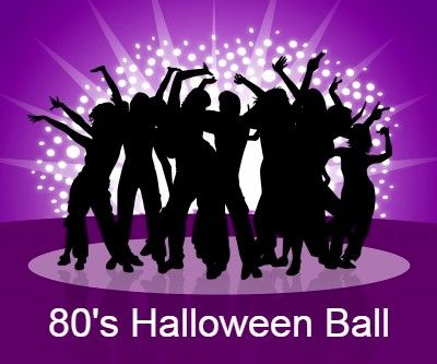 80's Halloween Ball Butlins