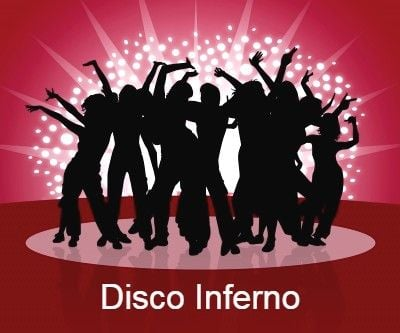 Disco Inferno Adult Weekender Butlins Skegness