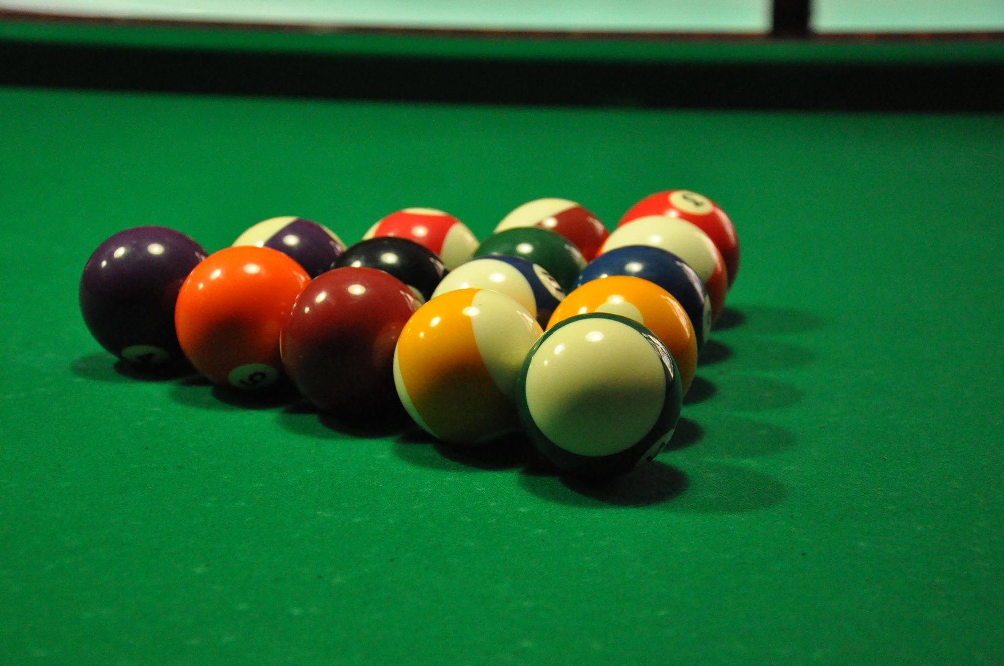 Hotshots American Pool, Big Screen Sports and Drinks at Butlins