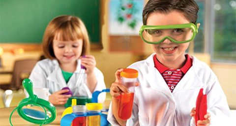 mini science lab for tots Butlins