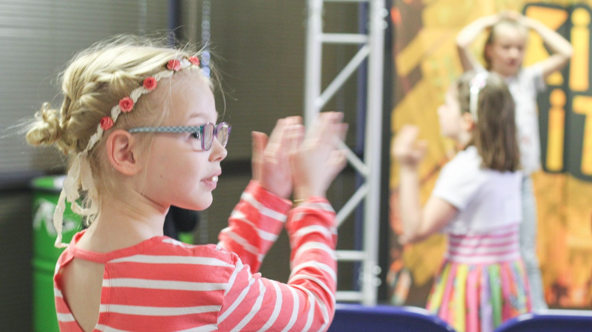 Music & movement Just for Tots Butlins Breaks