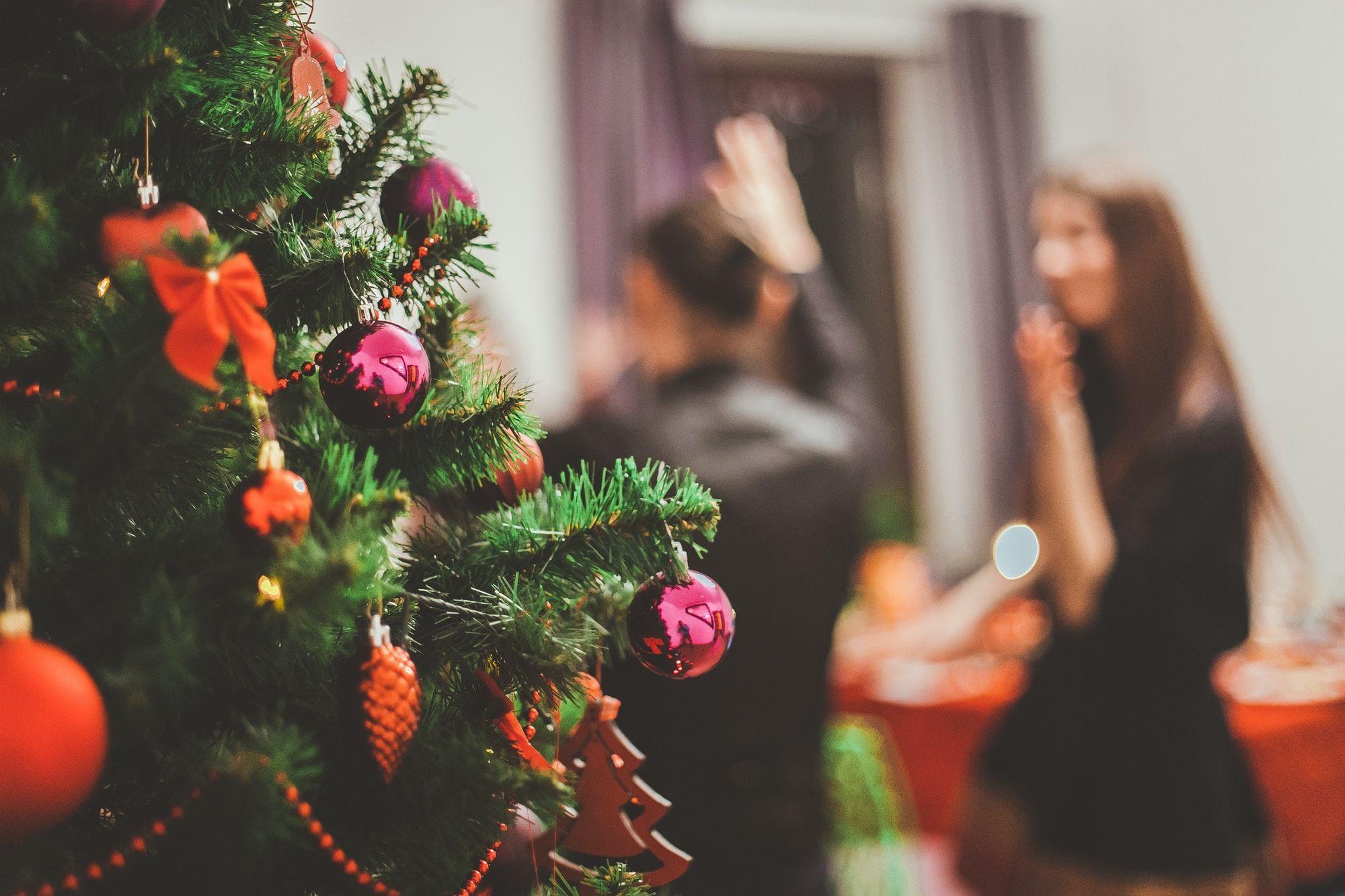Christmas & Twixmas Party