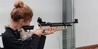 Air rifle Target practice