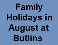 <!--006-->Butlins Skegness Holidays August 2019