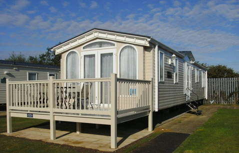Butlins Holiday caravan hire