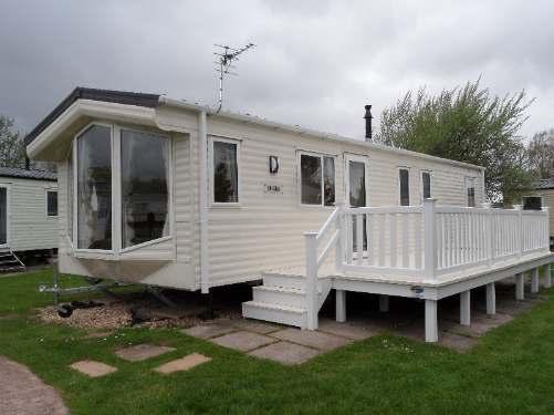 static caravan holidays at Butlins Minehead sierra static caravan