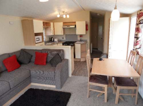 Self catering Caravan Hire at Butlins Minehead
