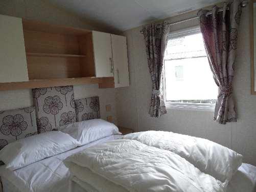 self caterting caravan accommodation at Butlins