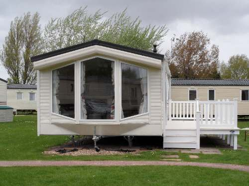 Butlins Minehead Lakeside caravan hire