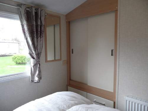 Butlins Caravans accommodation