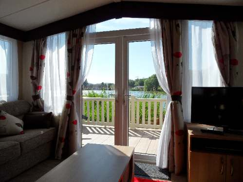 Butlins Minehead  3 Bedroom Caravan accommodation