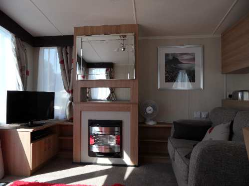 Self catering Caravan Hire at Butlins Minehead Lakeside