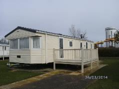 10 berth caravan at Butlins Skegness