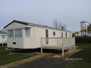 4 Bedroom, 10 Berth Skegness Butlins Caravans