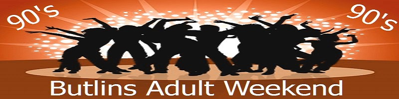 Butlins Skegness 90's Reloaded adult weekend