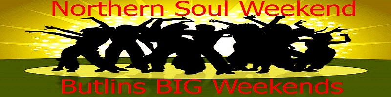 Northern Soul Weekend Butlins Skegness