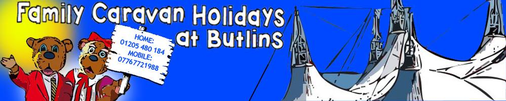 Family Caravan Holidays, site logo.
