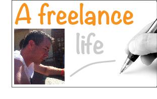 My freelance life blog