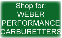 Buy Weber performance carbutters
