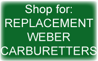 Buy Weber replacement carburetters