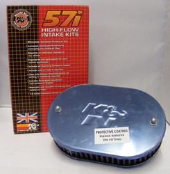 K&N Air filter for Weber DCD carb