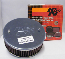 K&N Air Filter to fit SU H/HD/HS4 Carbs