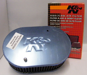 Oval filter for Weber DCOE 3.5
