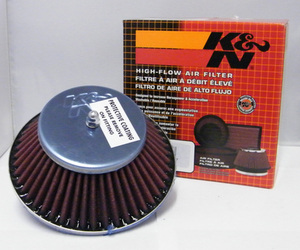 Tapered K&N Air Filter for SU HS2
