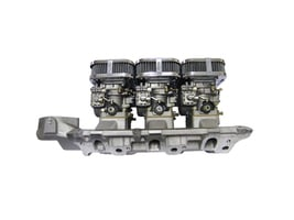 Ford V6 - 3 x 40 DCNF Kit Complete - PFO301 - Weber Performance Kit - Ford V6 Essex
